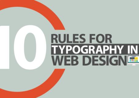 Les 10 règles de typographie en Webdesign 4