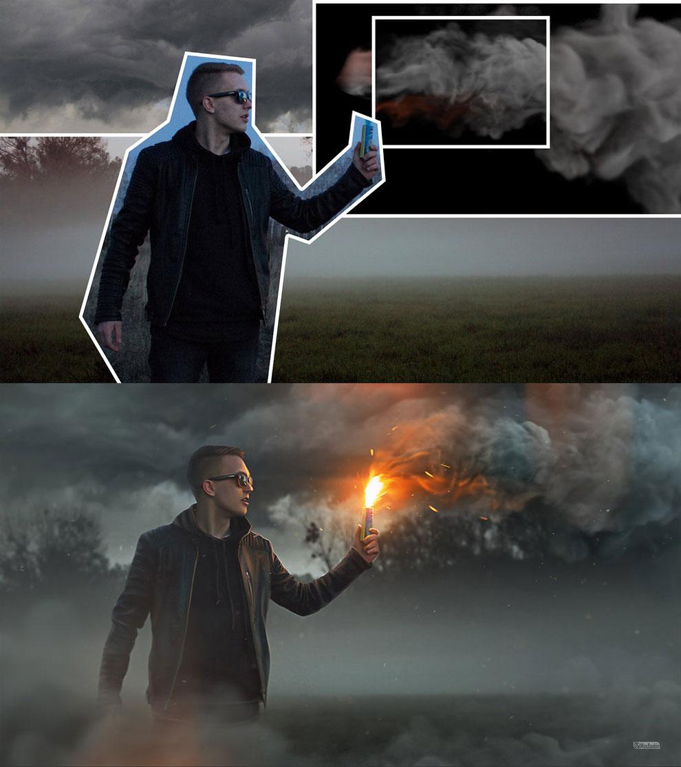 Illustrations : Découvrez le maître Photoshop 9