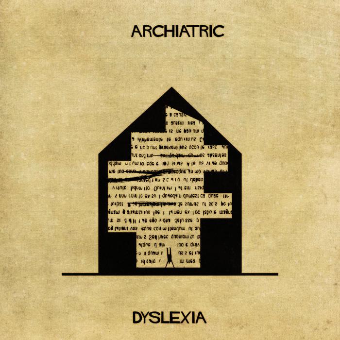 Illustrations : Maladies mentales expliquées grâce à l'architecture 14