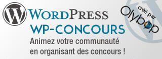 Wordpress concours