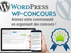 Plugin Wordpress Concours : Créer des concours sur votre blog gratuitement ! 1