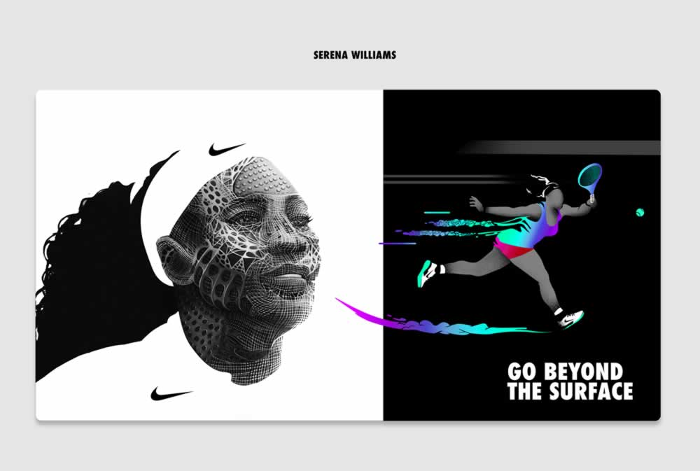 Illustration : Nike Free Design 9