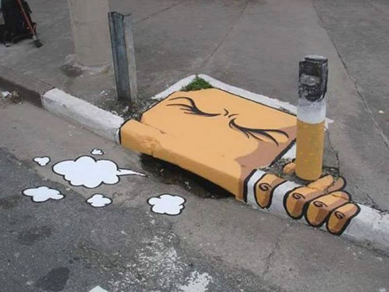 70 street-art fun et créatifs – Vol 20 14