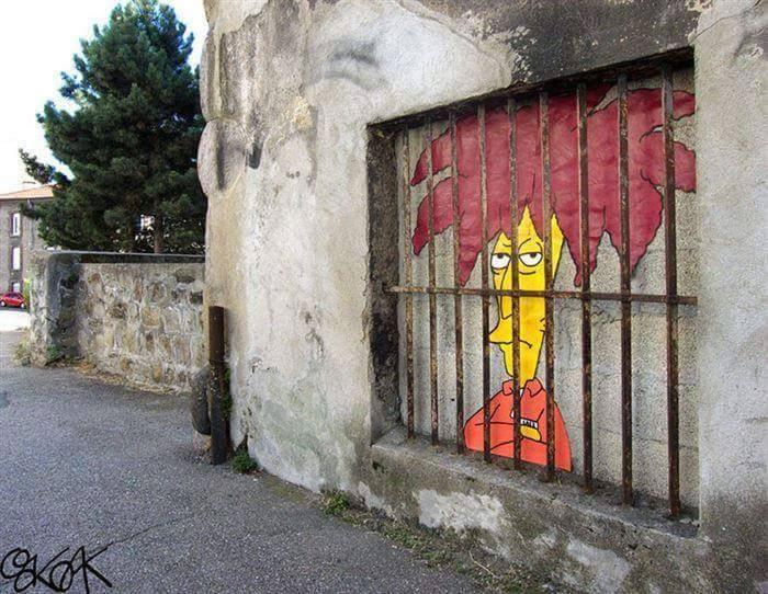 70 street-art fun et créatifs – Vol 20 17