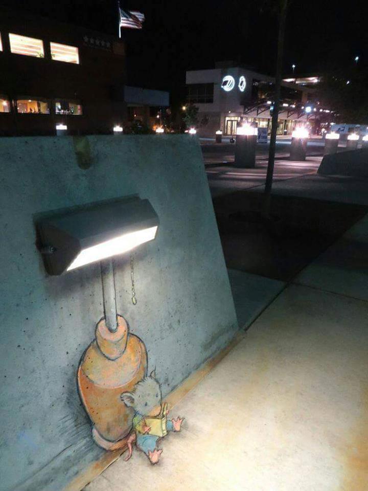 70 street-art fun et créatifs – Vol 20 18