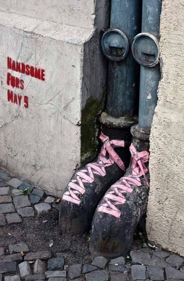 70 street-art fun et créatifs – Vol 20 22