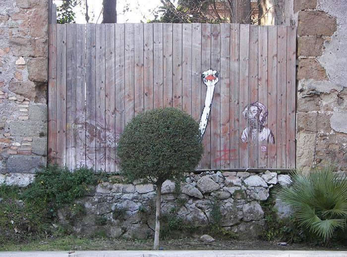 70 street-art fun et créatifs – Vol 20 24