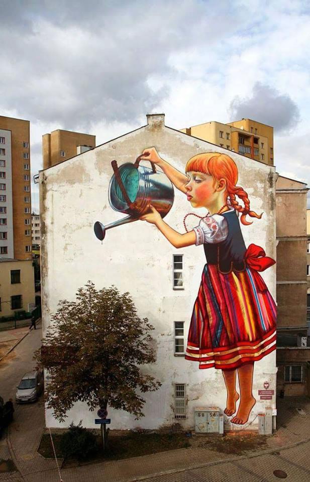 70 street-art fun et créatifs – Vol 20 32