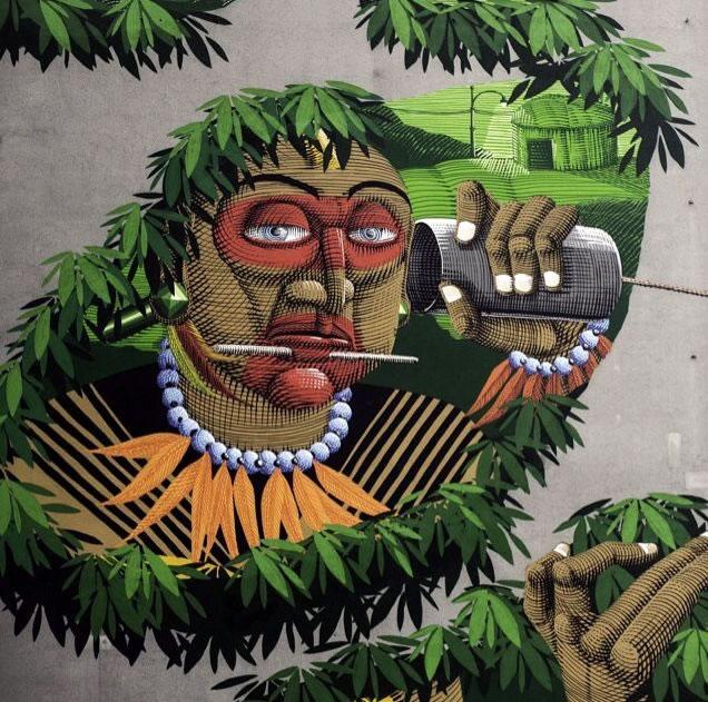 70 street-art fun et créatifs – Vol 20 39