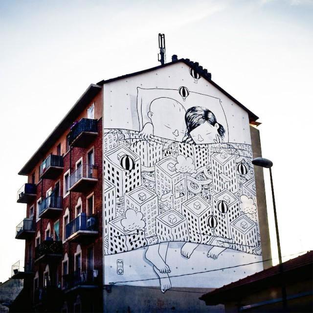 70 street-art fun et créatifs – Vol 20 41