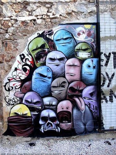 70 street-art fun et créatifs – Vol 20 46