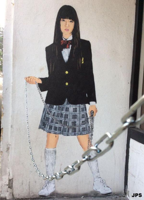 70 street-art fun et créatifs – Vol 20 48