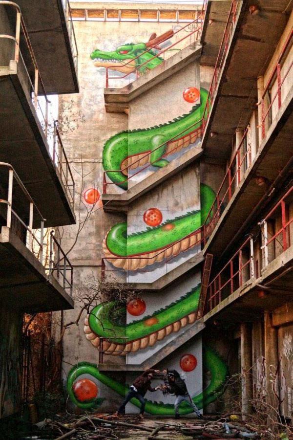 70 street-art fun et créatifs – Vol 20 49