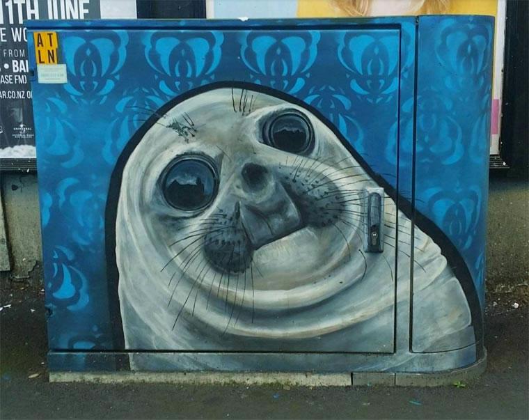 70 street-art fun et créatifs – Vol 20 62
