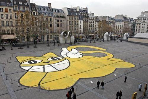 70 street-art fun et créatifs – Vol 20 8