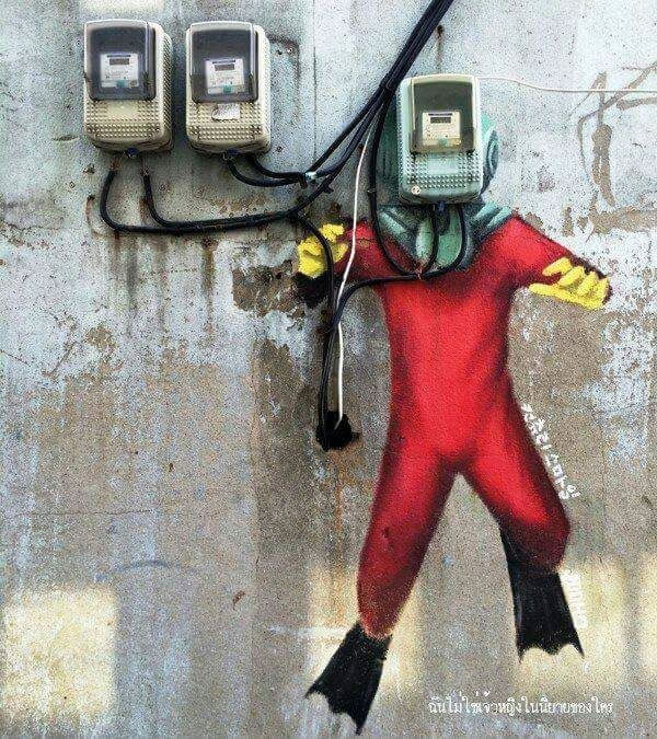 70 street-art fun et créatifs – Vol 20 10