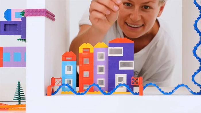 [Projet] Un scotch LEGO, transformez tout en surface à jeu 4