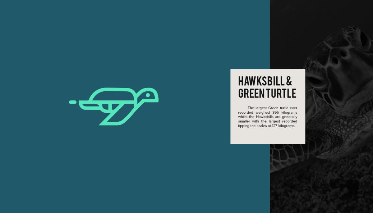 Les logos minimalistes d'animaux en voie de disparition 13
