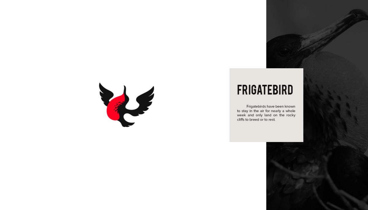 Les logos minimalistes d'animaux en voie de disparition 14