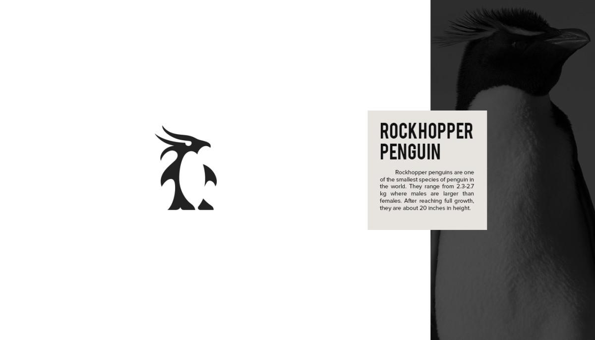 Les logos minimalistes d'animaux en voie de disparition 15