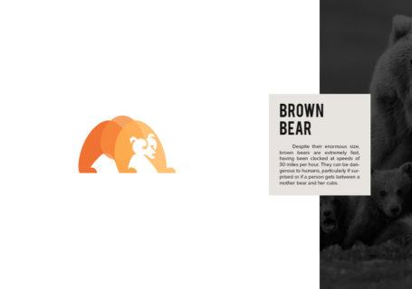 Les logos minimalistes d'animaux en voie de disparition 4