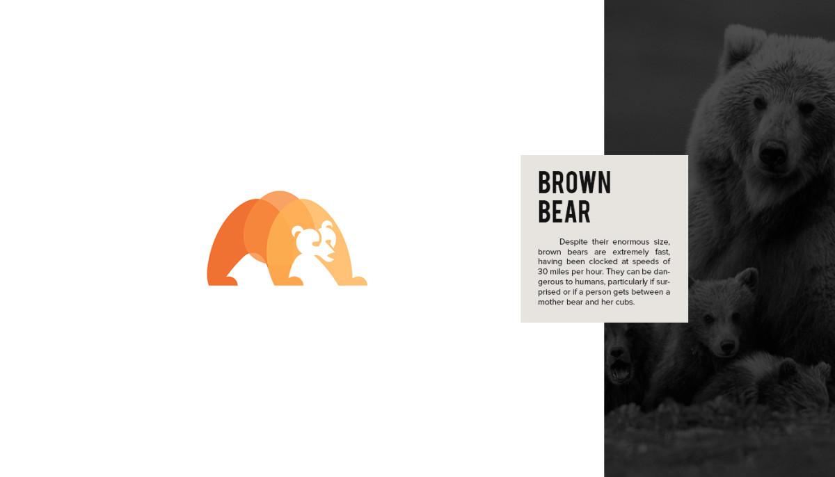 Les logos minimalistes d'animaux en voie de disparition 17