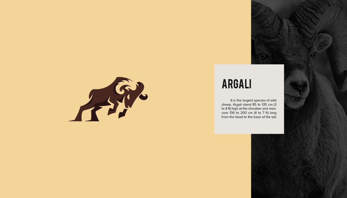 Les logos minimalistes d'animaux en voie de disparition 7