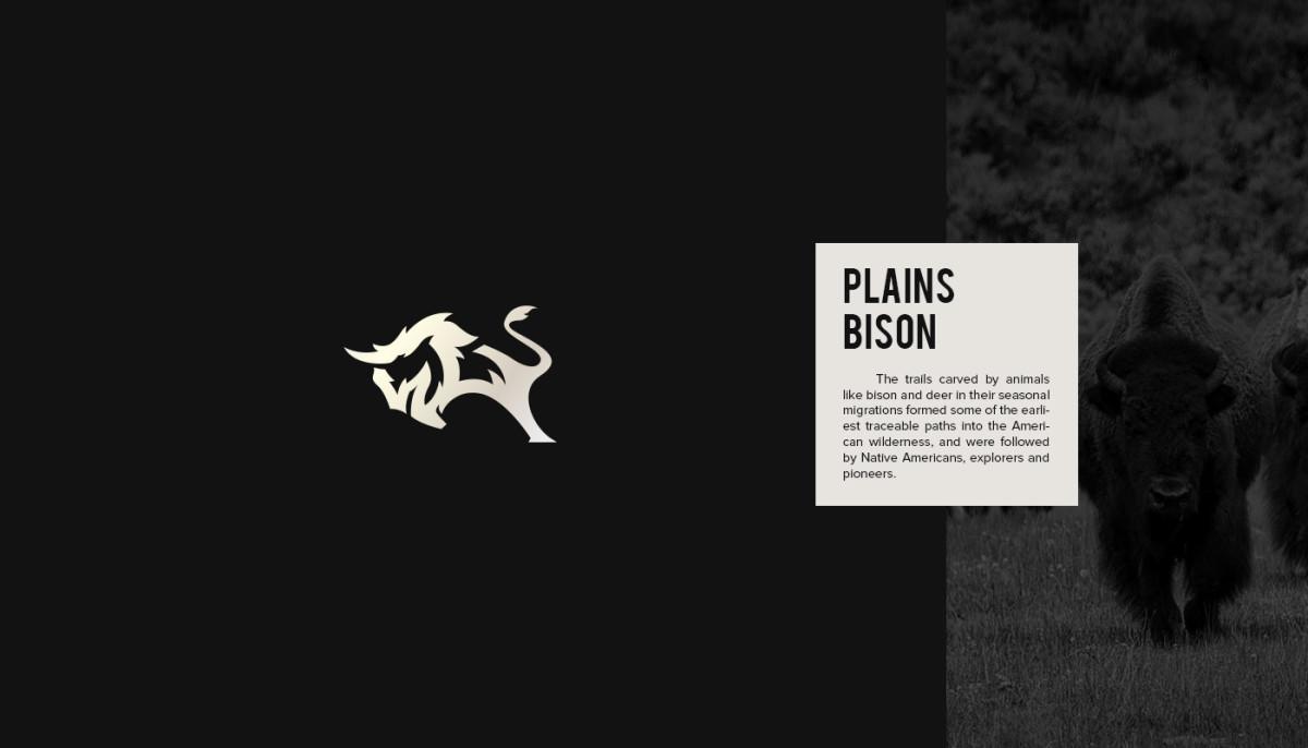 Les logos minimalistes d'animaux en voie de disparition 10