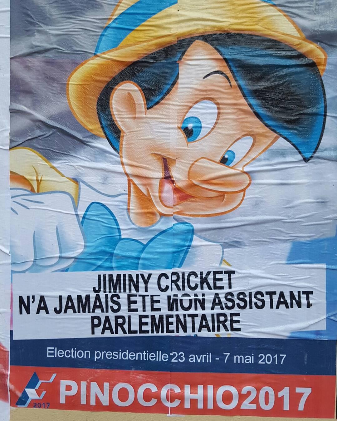 [Parodie] Les meilleures (fausses) affiches des présidentielles 2017 3