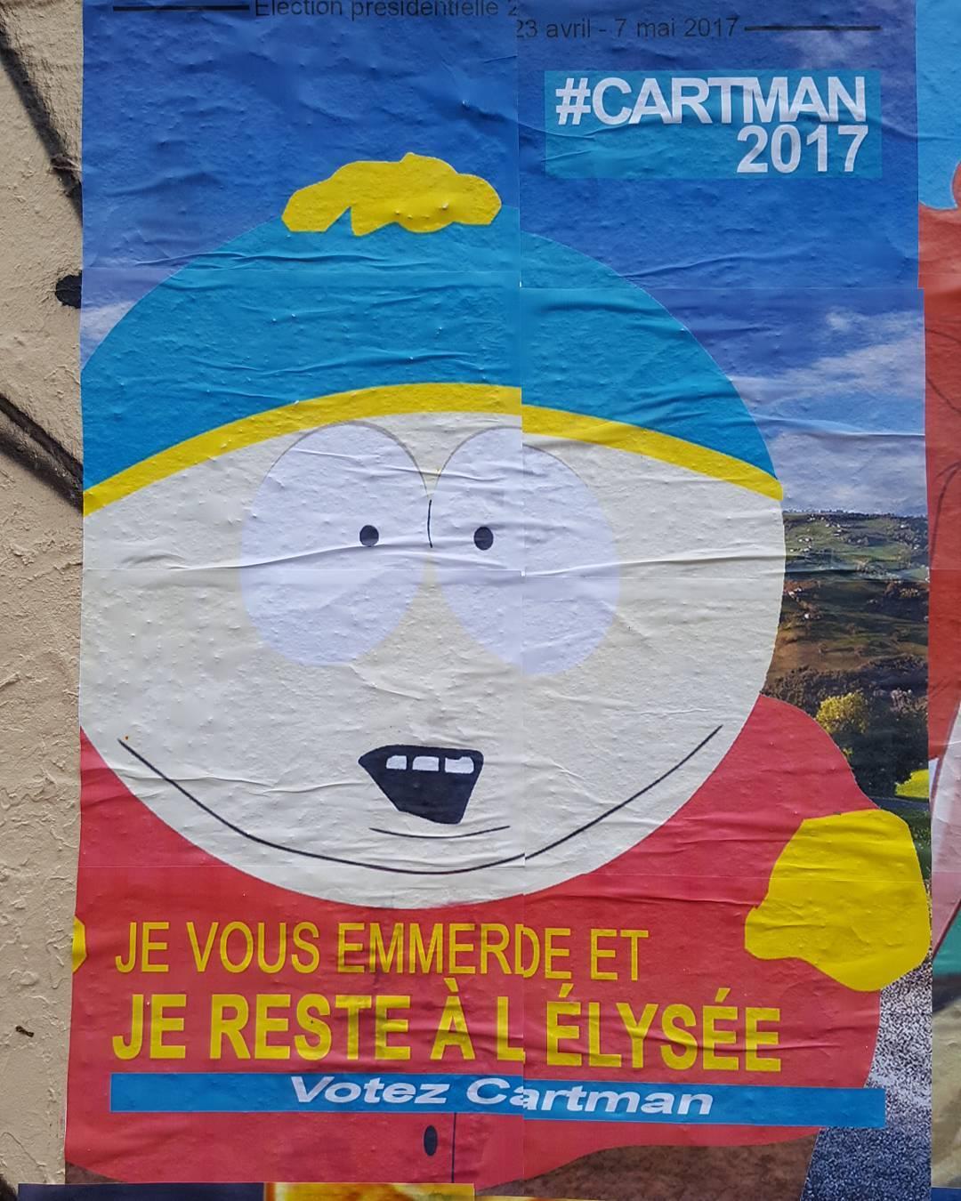 [Parodie] Les meilleures (fausses) affiches des présidentielles 2017 4