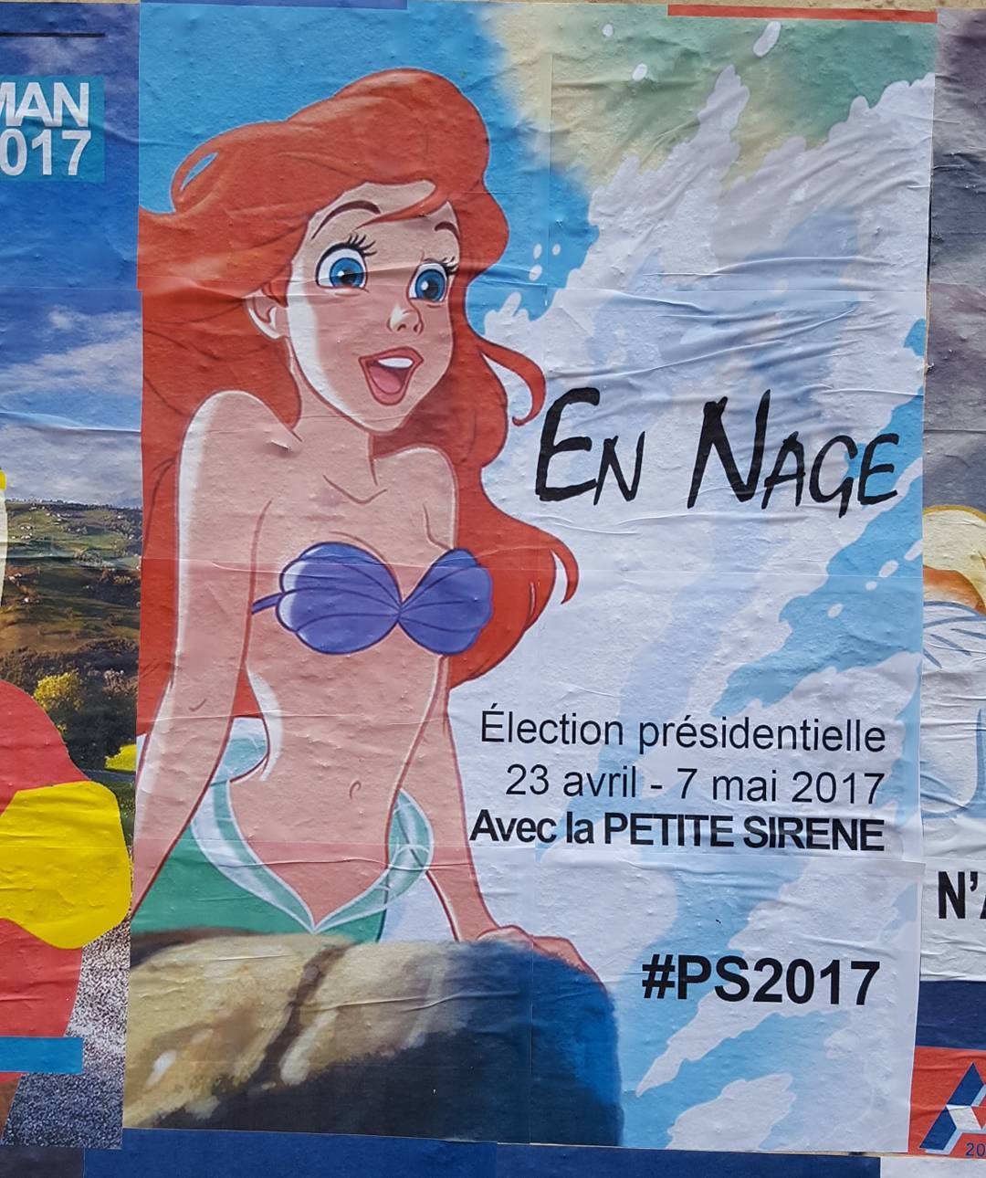 [Parodie] Les meilleures (fausses) affiches des présidentielles 2017 7