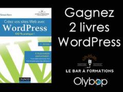 """[Concours] Gagnez 2 livres pour """"Créer son site web avec Wordpress"""" 1"""
