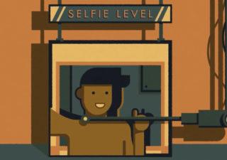 Court métrage sur la préfabrication des contenus des Médias Sociaux