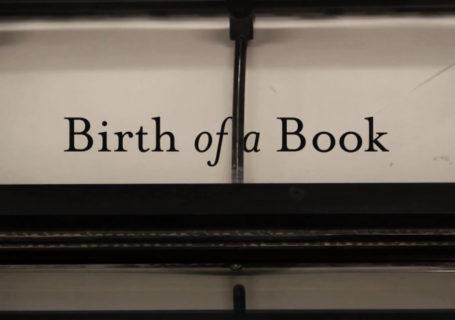 Birth of a Book - Comment est fabriqué et imprimé un livre ? 1