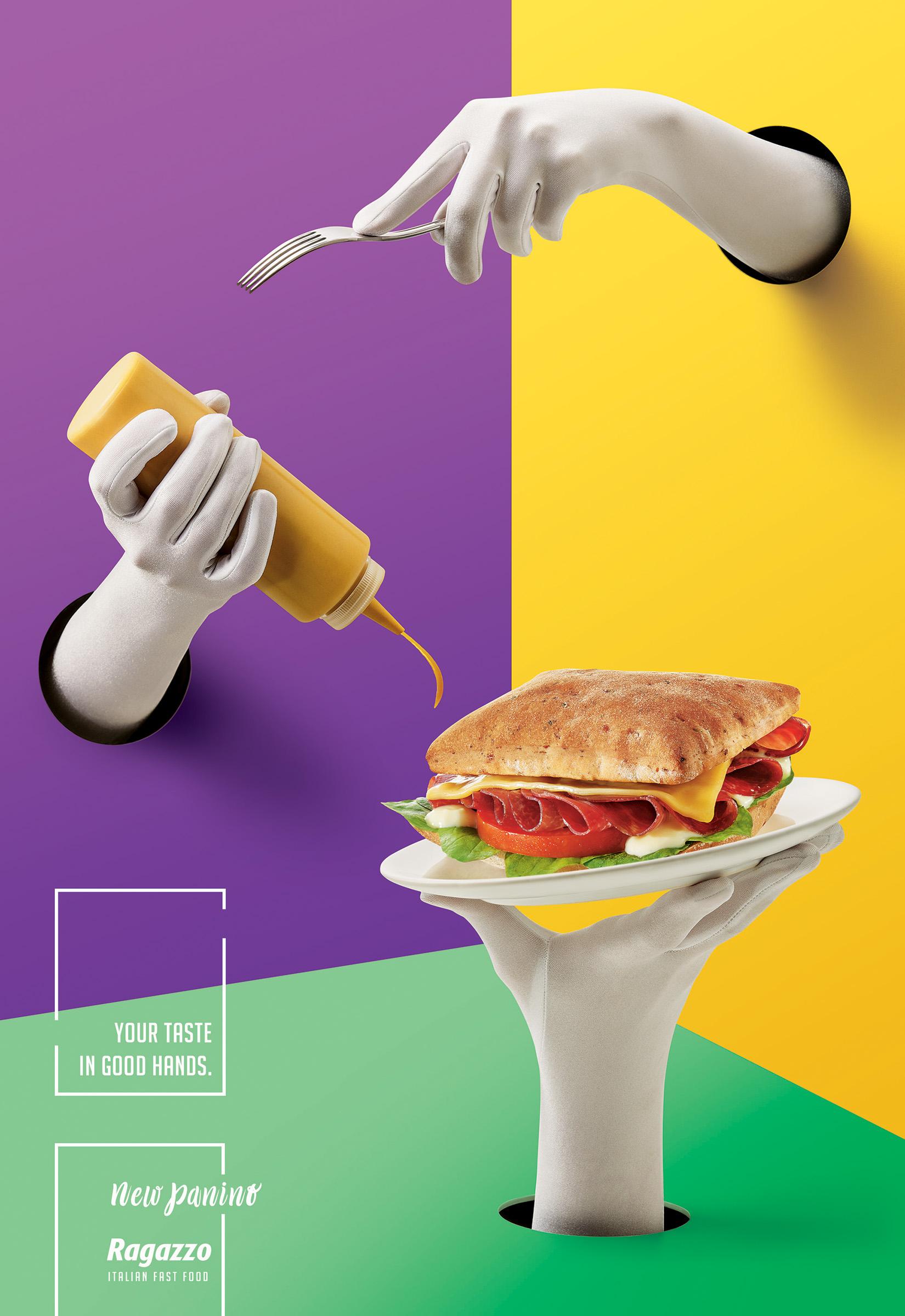 Inspiration - 60 publicités créatives de Mars 2017 48