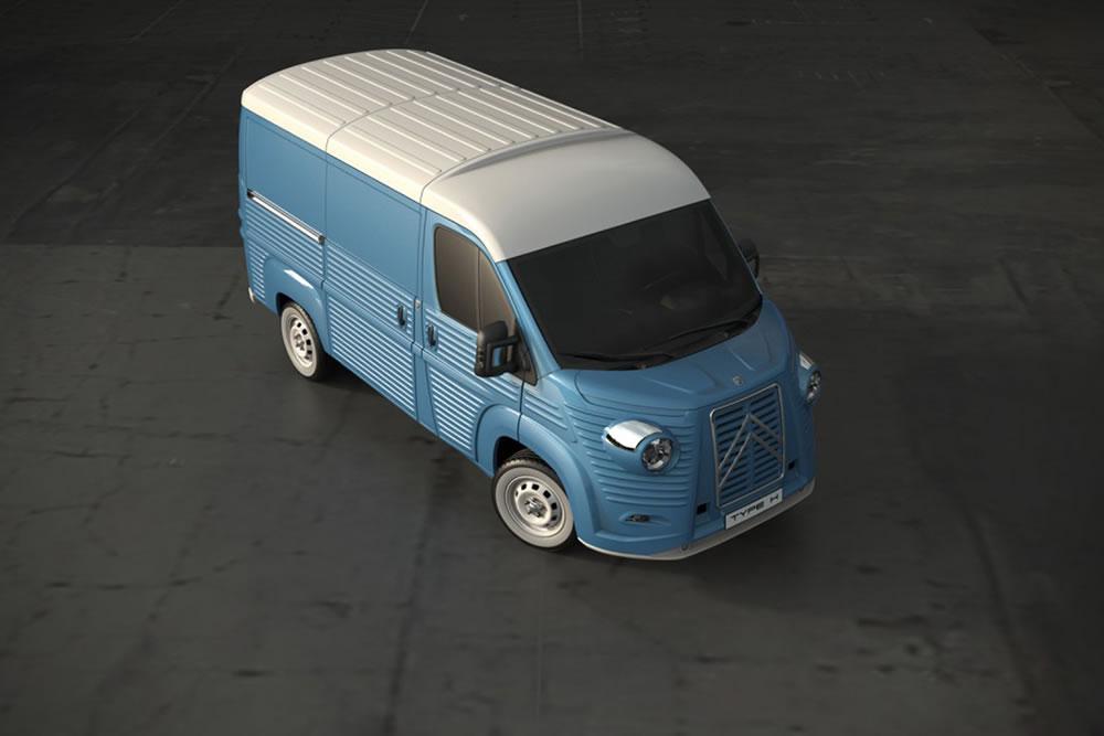 Citroen-H-Van