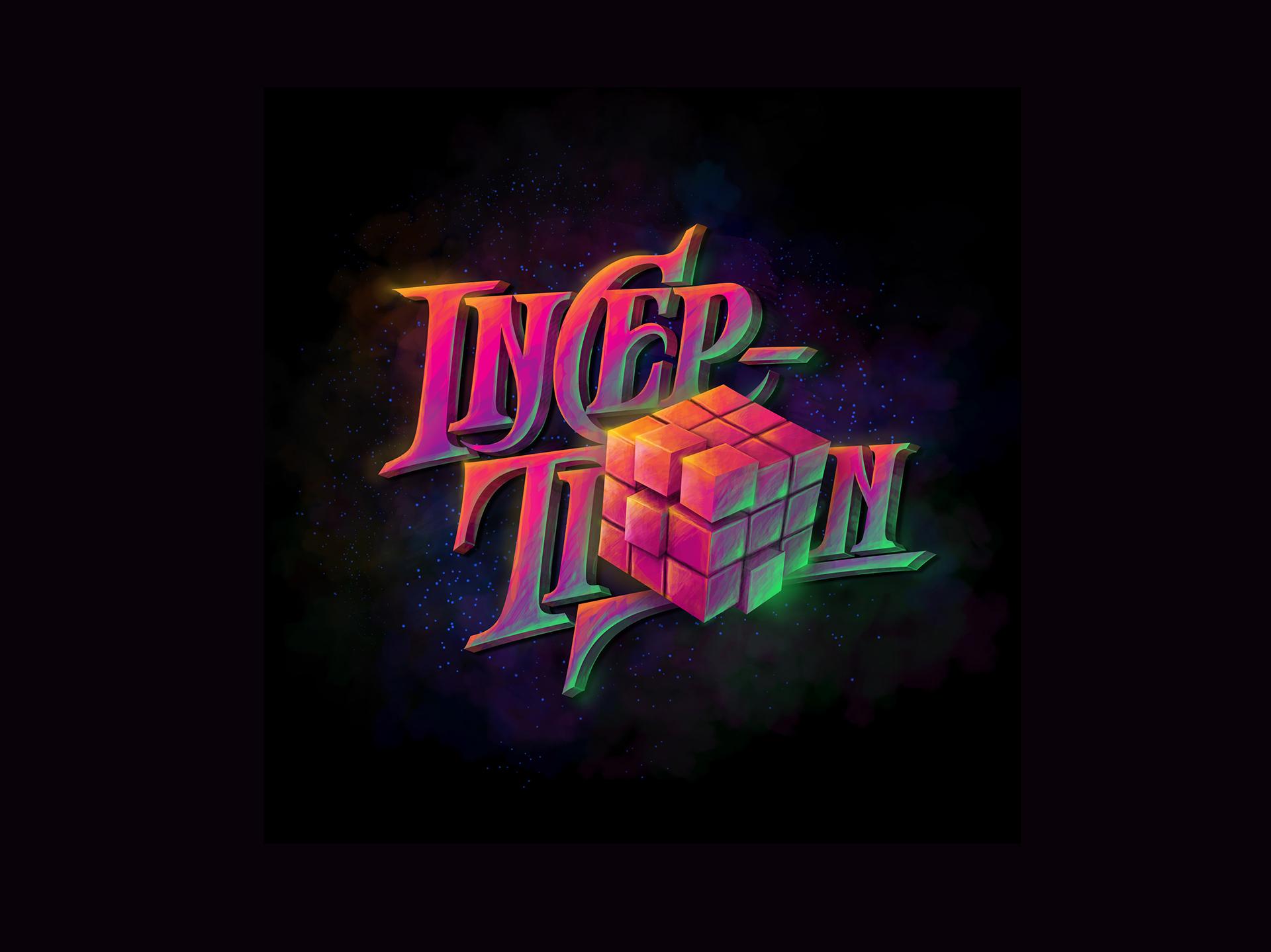 Typographie : Un travail dynamique remplit de lumière 11