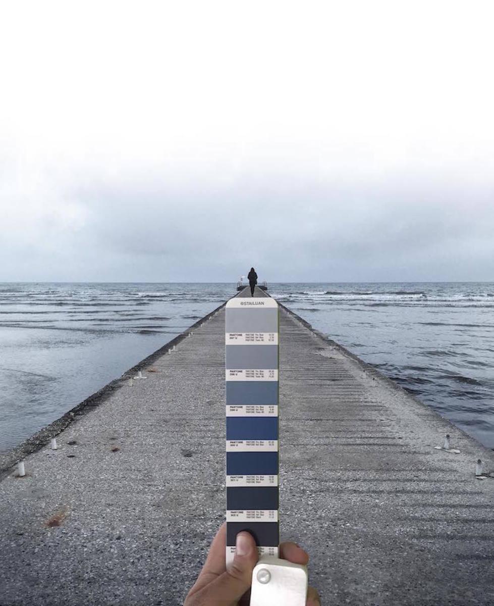 Les photos Pantone tirées de paysages de la vie 8