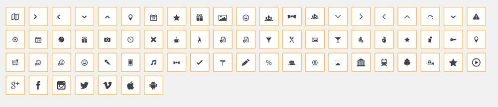 Comment transformer les icônes de votre site en typographie pour le web ? 2