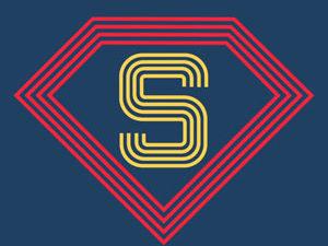 Motion Design - Les logos de Superhéros en LineArt