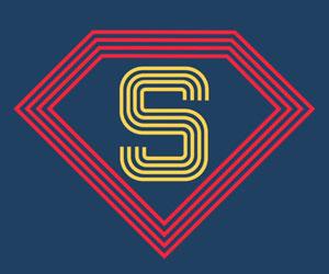Motion Design - Les logos de Superhéros en LineArt 3