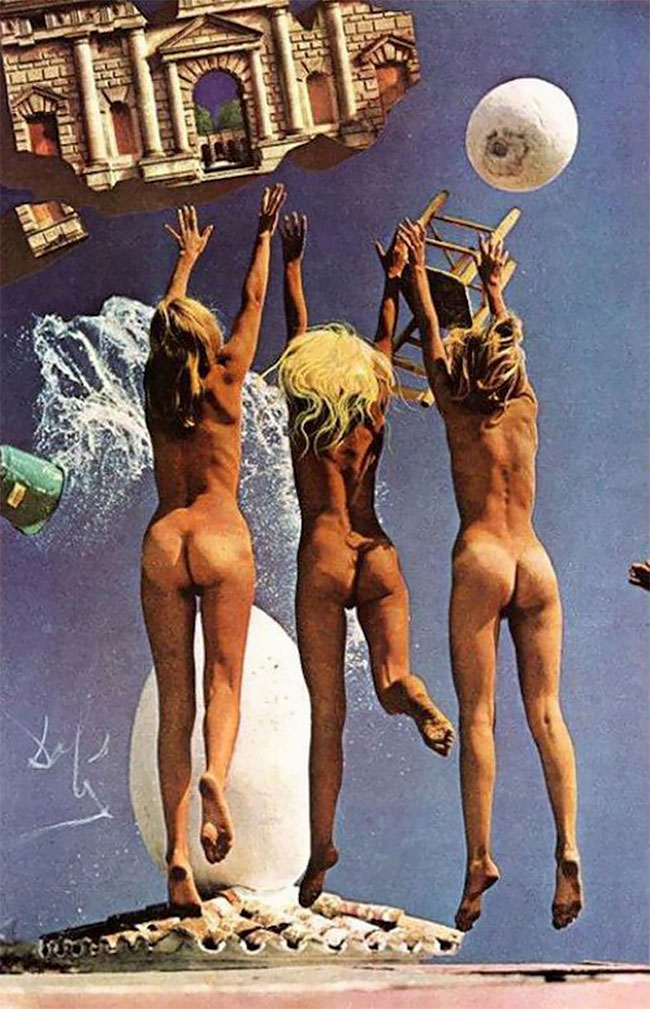 Les photos NSFW de Salvador Dalí pour Playboy 3