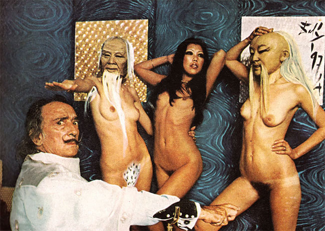 Les photos NSFW de Salvador Dalí pour Playboy 6