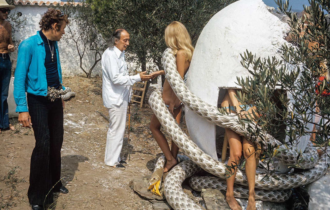 Les photos NSFW de Salvador Dalí pour Playboy 10