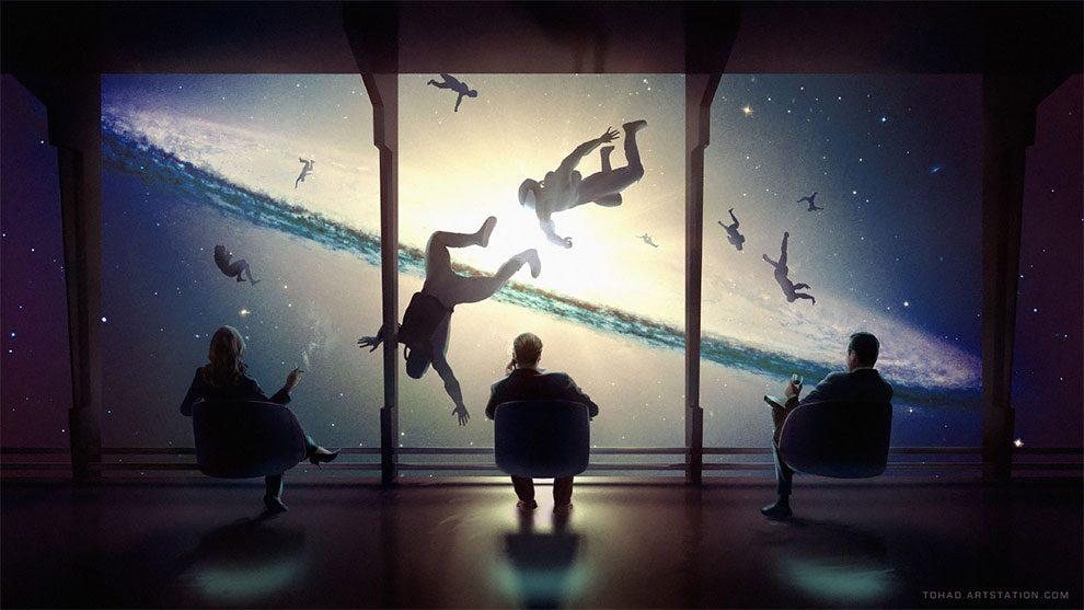 Coup de coeur FR ! : Les illustrations de Sylvain Sarrailh vont vous transporter loin... 30