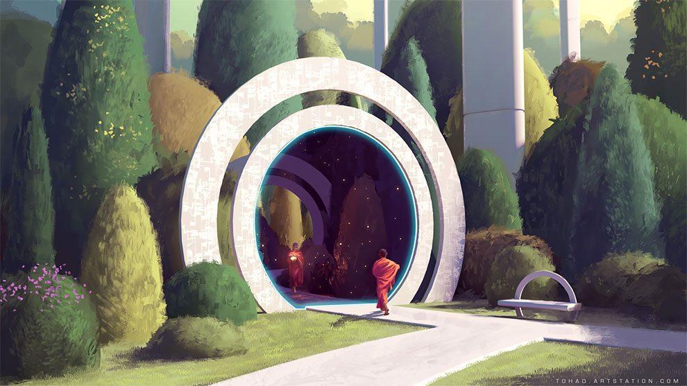 Coup de coeur FR ! : Les illustrations de Sylvain Sarrailh vont vous transporter loin... 33
