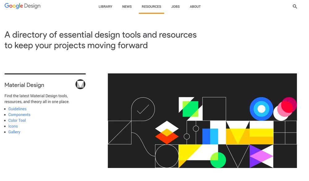 redesign-google-design