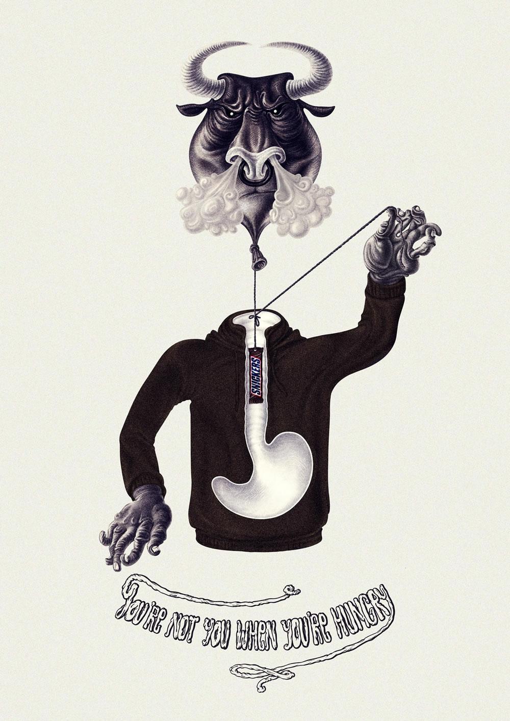 Inspiration - 130 Publicités créatives de Juillet 2017 23