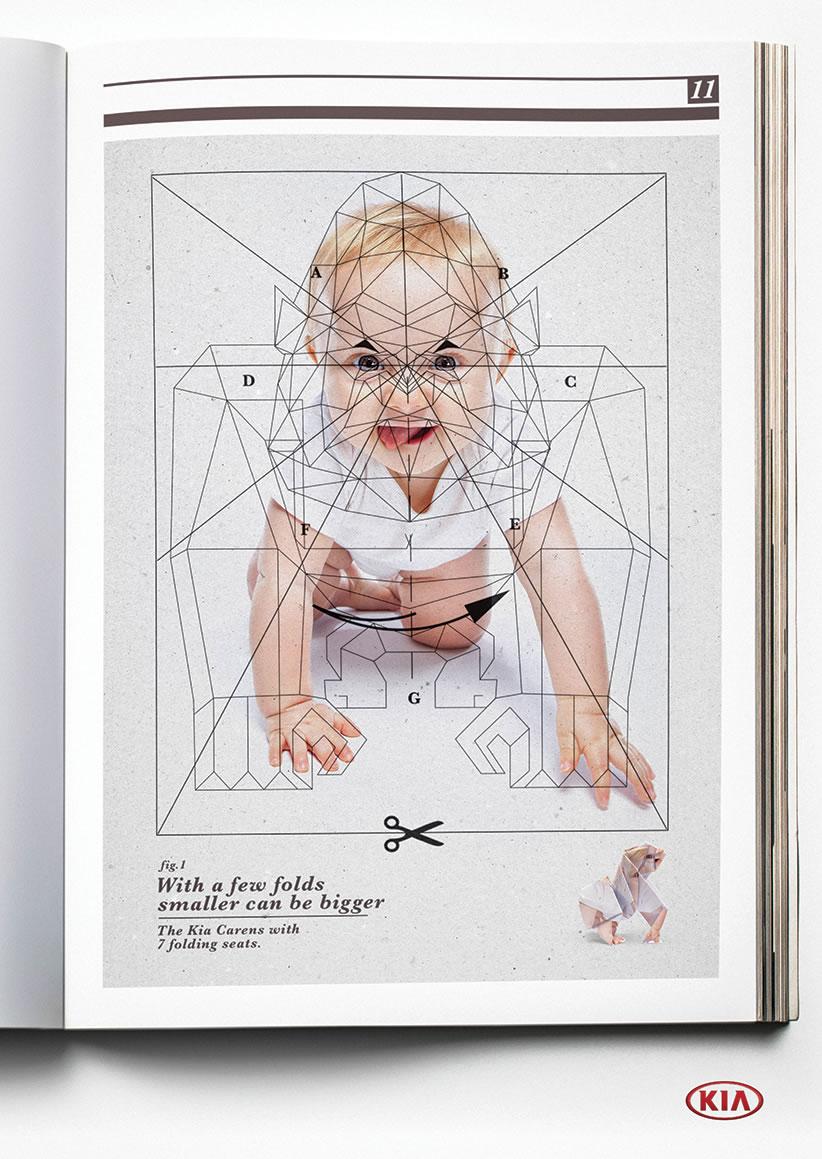 Inspiration - 130 Publicités créatives de Juillet 2017 34