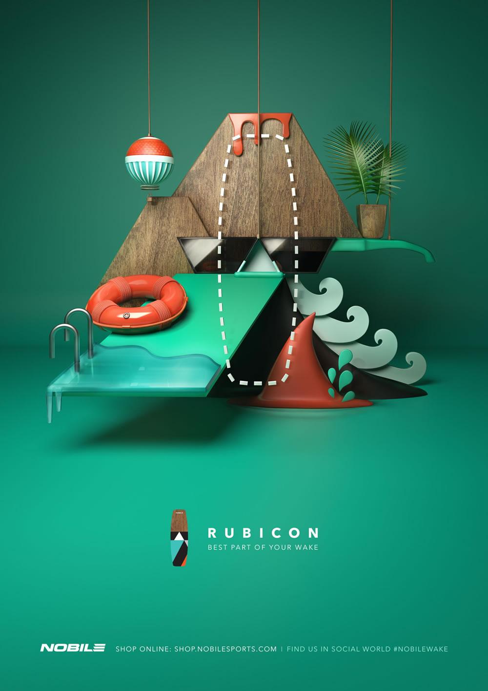 Inspiration - 130 Publicités créatives de Juillet 2017 68